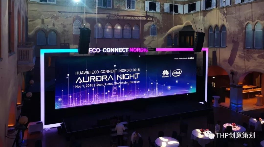 [MIH2] Huawei Eco-Connect Nordic 2018