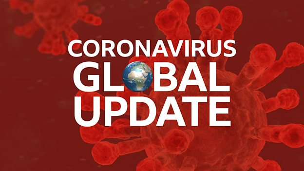 CORONAVIRUS GLOBAL SITUATION – INFOGRAPHIC