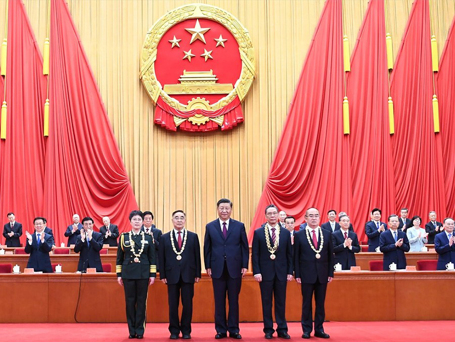CHINA Honors COVID19 Heroes with Prestigious National Medals